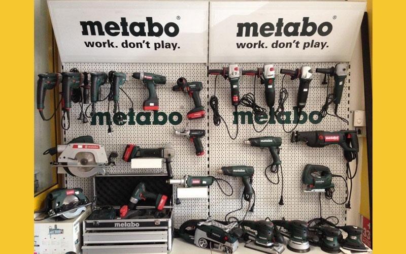 elettroutensili metabo