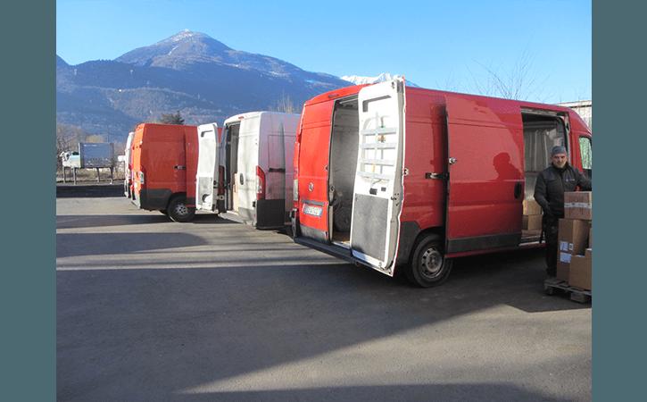 furgoni trasporto