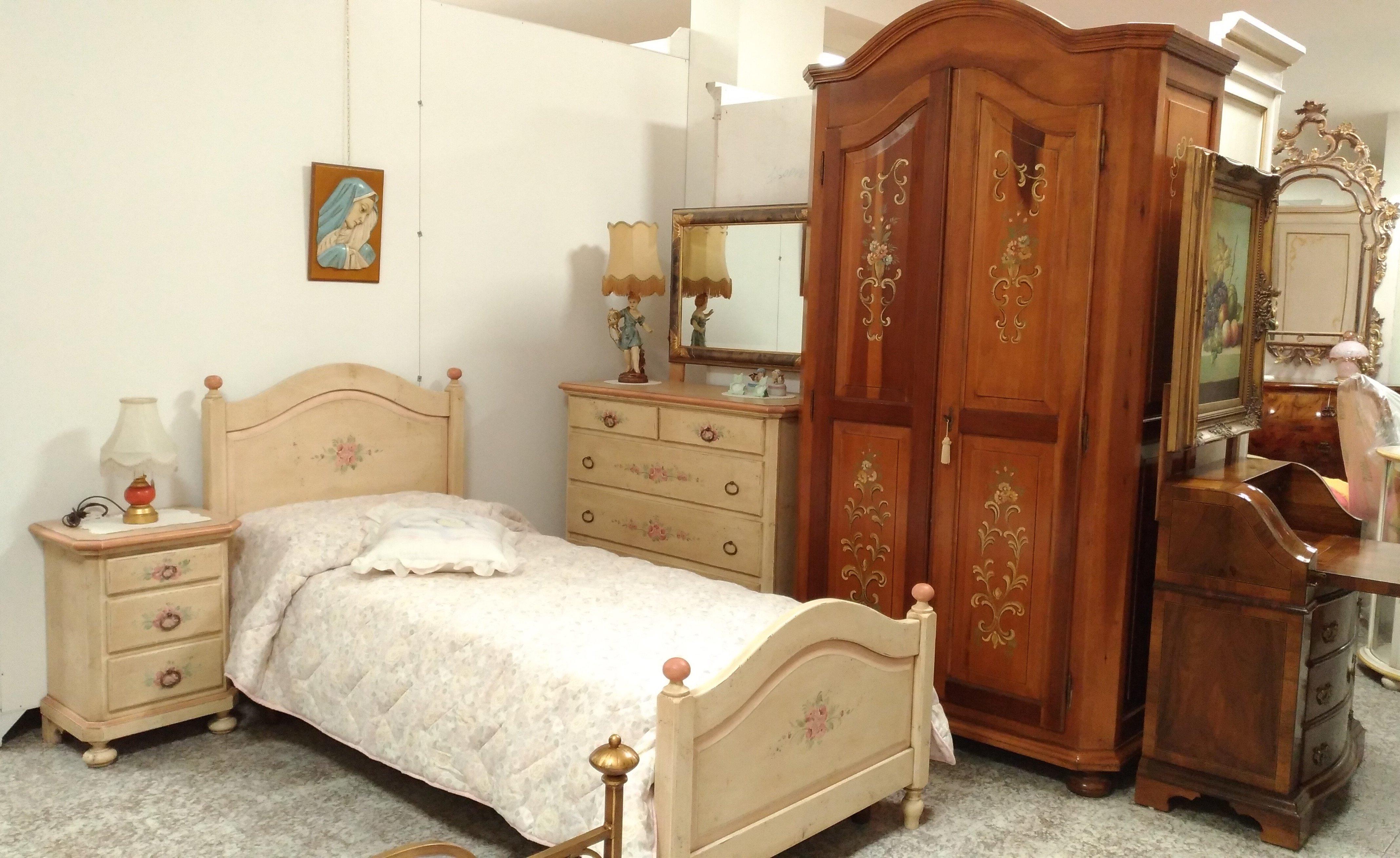 Camera da letto da Tosato Silvio Mobili a Cerea