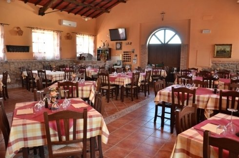 Sala della bisteccheria