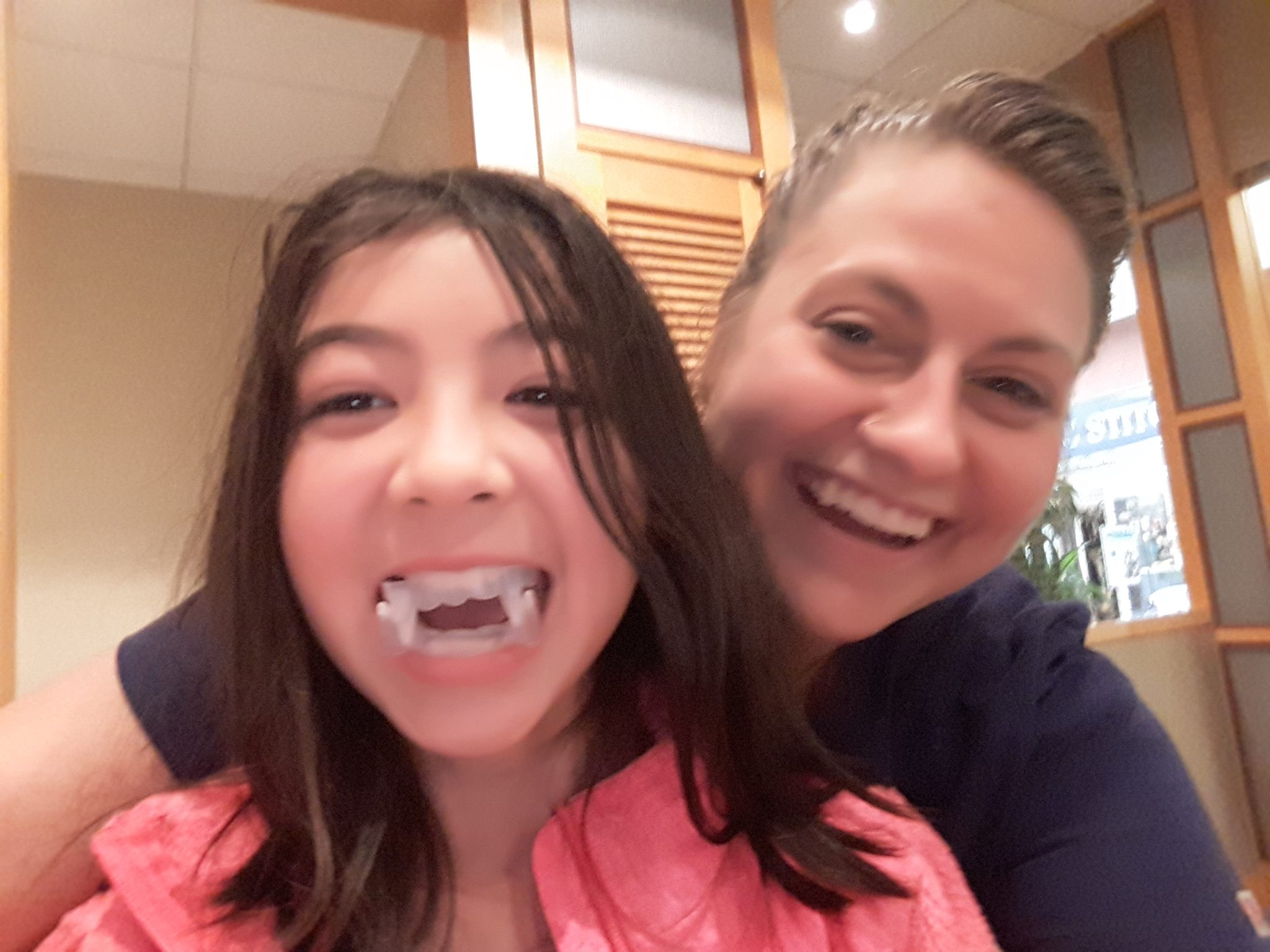 HAPPY HALLOWEEN FAMILY DENTAL CENTRES TEETH CLEANING