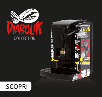 macchina del caffè diabolik