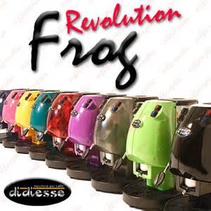 revolution frog macchine per caffè