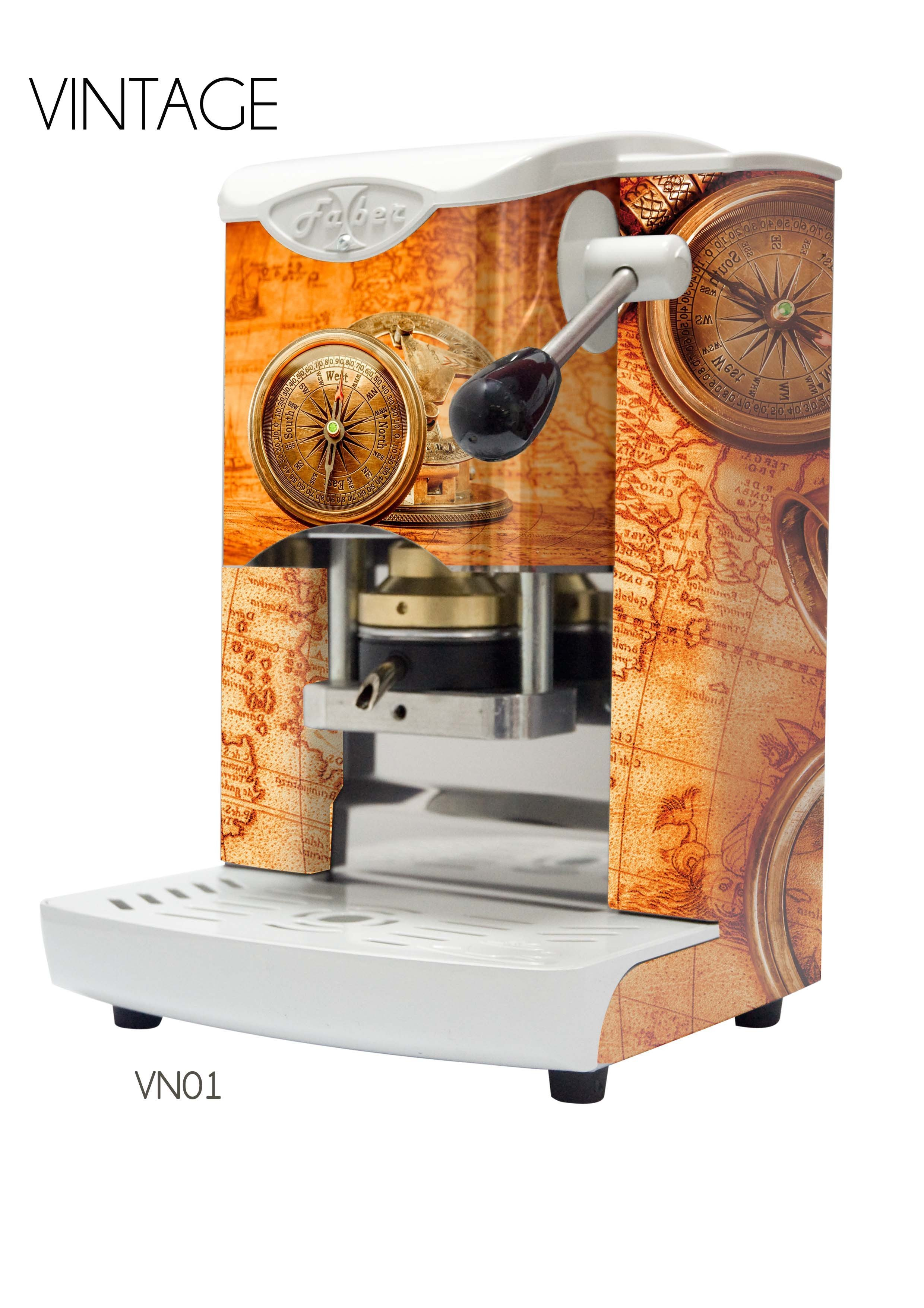 macchina del caffè vintage a Sciacca