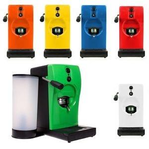macchine per caffè diversi colori con vano per acqua