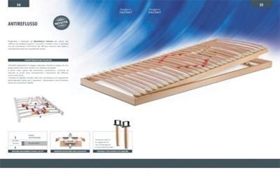 Rete antireflusso in legno di faggio