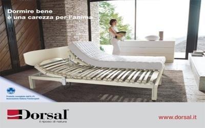 Sistema letto Dorsal