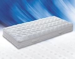 Materasso singolo in lattice Ideal Blu