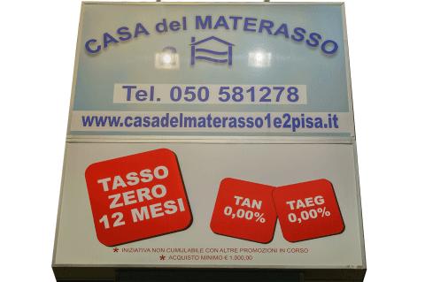 Logo Casa del Materasso
