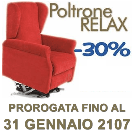 Poltrone Relax in promozione