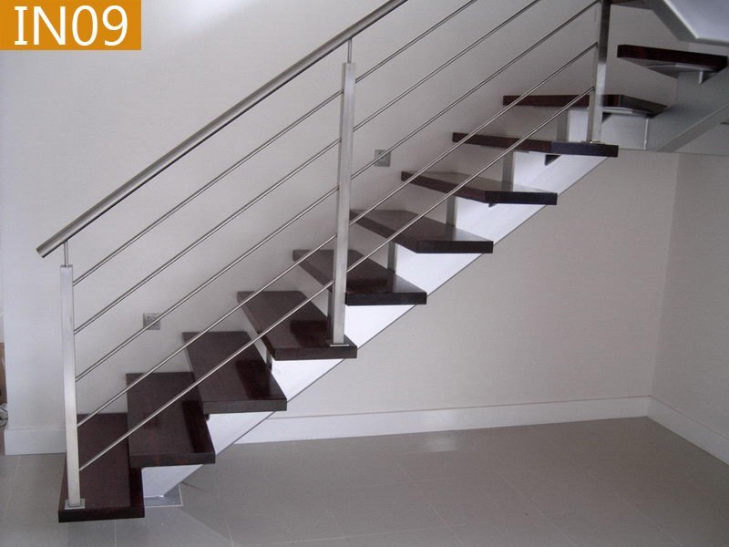 One of our staircases in a Wollongong residence