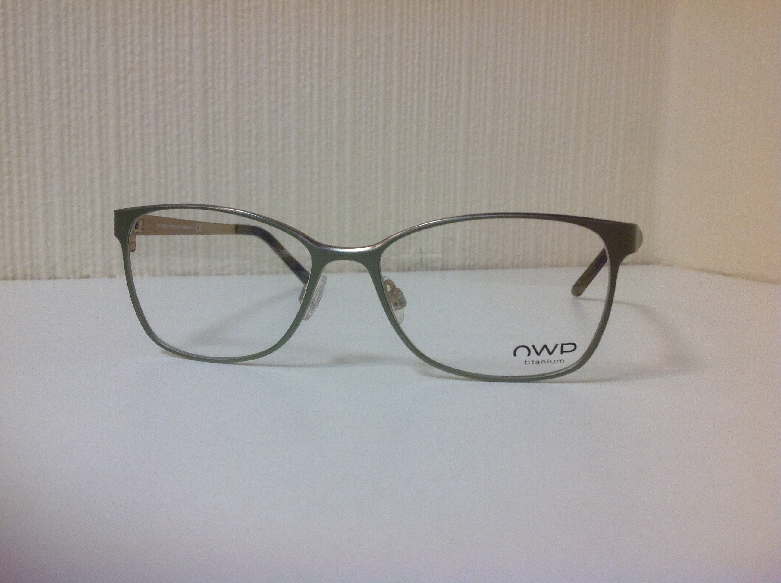 NWP glasses with chrome frames