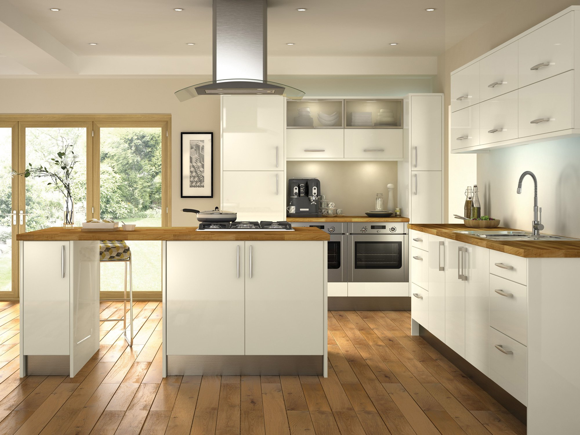 UK made rigid kitchens | We Supply Kitchens