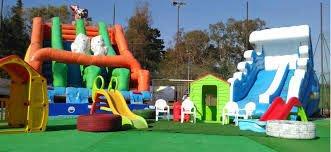 Eventi con giochi gonfiabili per bambini