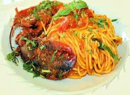 Spaghetti con i polpi