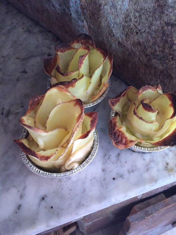 Fiori di patate