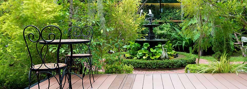 come fare un giardino di casa