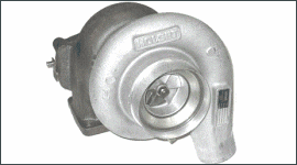 Turbocompressori veicoli industriali