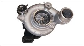 Revisione turbocompressori