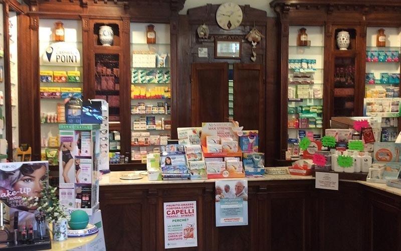 Farmacia ed erboristeria