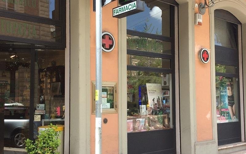 Farmacia a Bologna