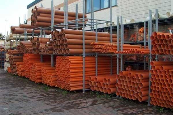 Tubi per l'edilizia