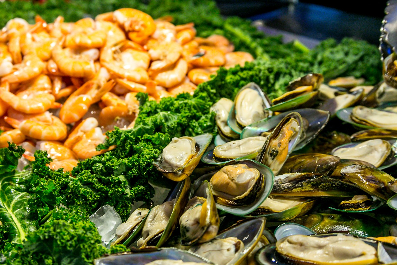 Hokkaido Chinese & Japanese buffet seafood buffet