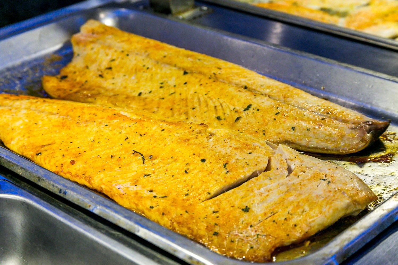 Hokkaido Chinese & Japanese buffet fresh fish