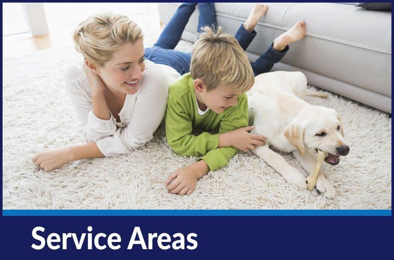 Comfort Zone Air Conditioning Service Areas
