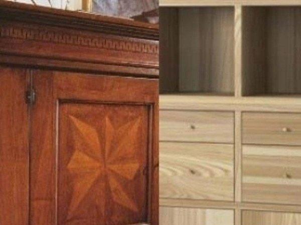realizzazione arredamenti in legno