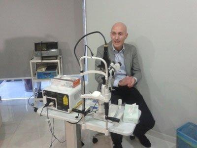 Dr. Simone Bonanni