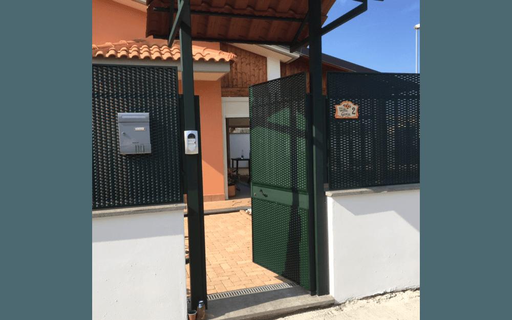 Cancelli e Cancelletti a Ladispoli