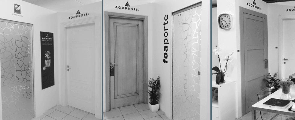 Agoprofil Porte a Ladispoli