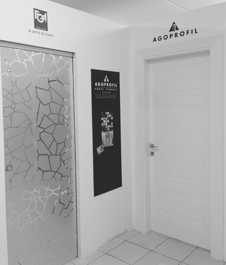 porte agoprofil, foa porte, Ladispoli, Roma