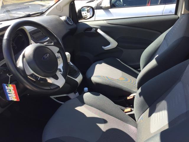 sedili interno auto