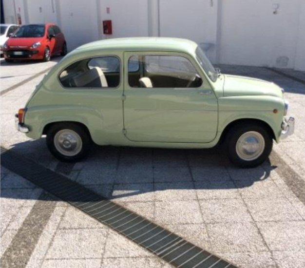 LATERALE FIAT 500 EPOCA