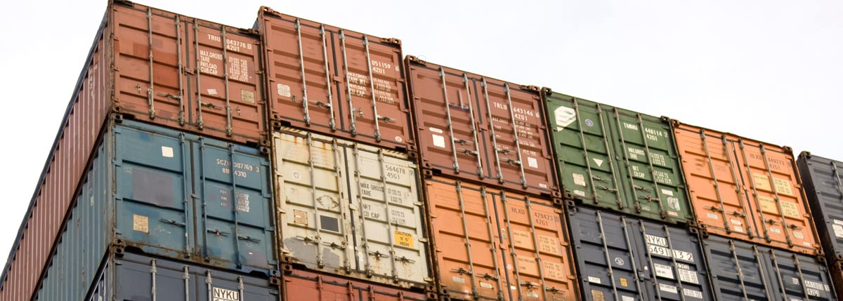 cargo shiping containers