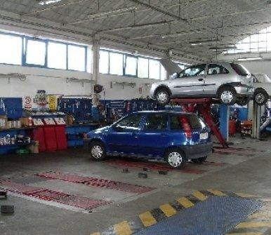 autofficina, elettrauto, revisione veicoli