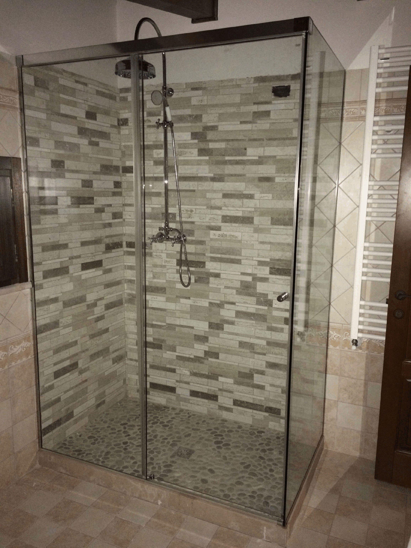 Box doccia presso Vetreria Ciullo a Ruffano, LE