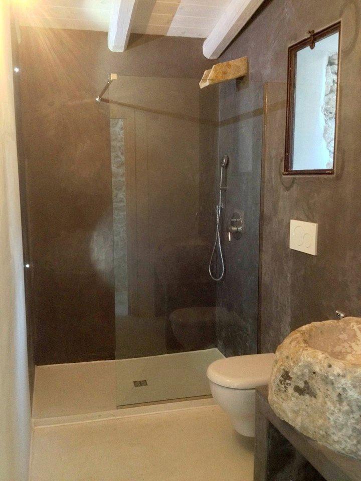 Box doccia in vetro presso Vetreria Ciullo a Ruffano, LE