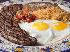 places that deliver near me,  Best Steak and Eggs at Ricardo's Place SJC 92675