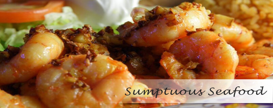 restaurant delivery, Best Shrimp Dishes at Ricardo's Place SJC 92675