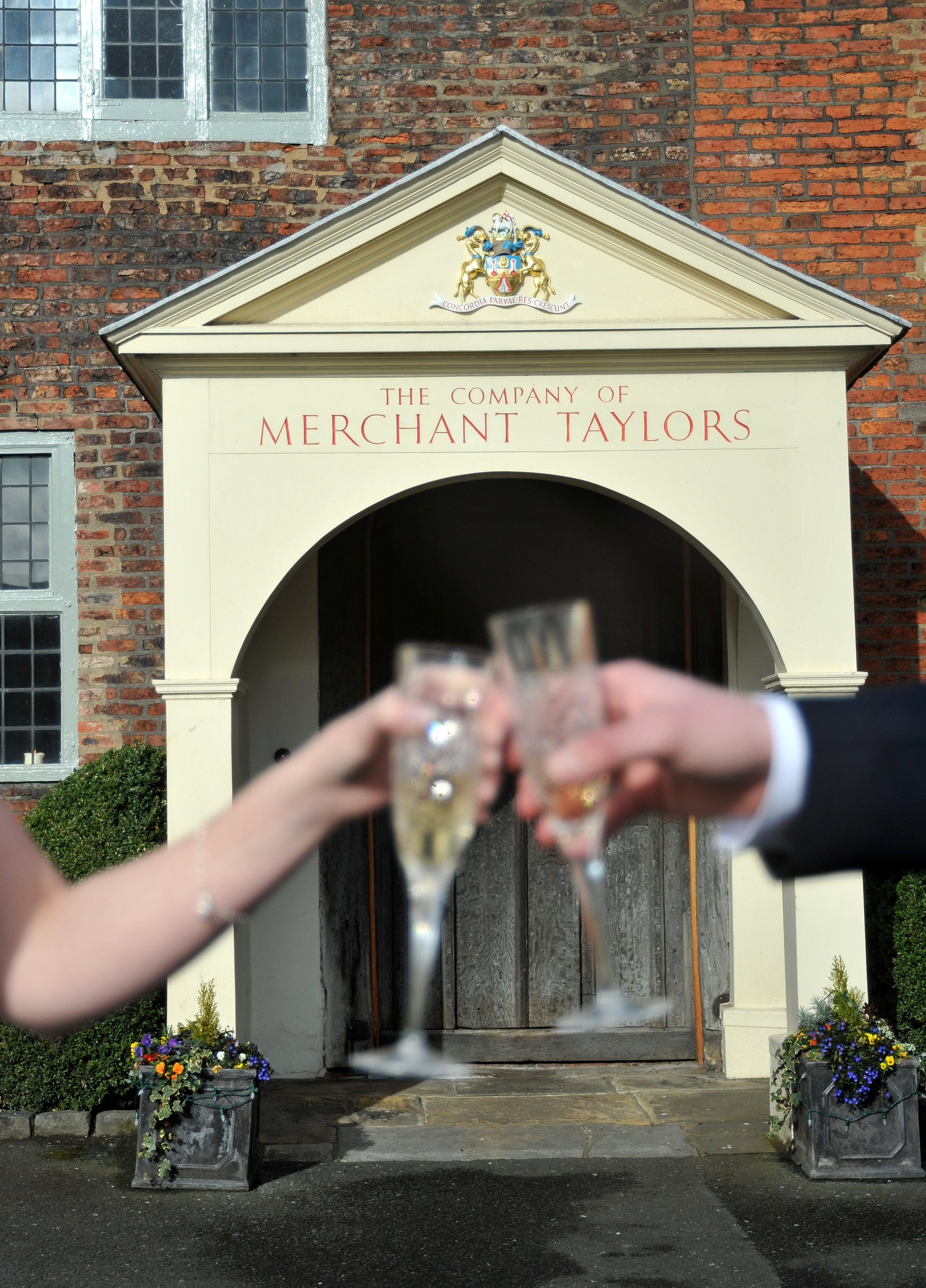 For A Wonderful Winter Wedding Dont Look Any Further Than The Merchant Taylors Hall York Our Packages Include Four Course Breakfast