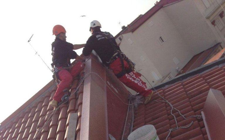 manutenzione coperture Livorno