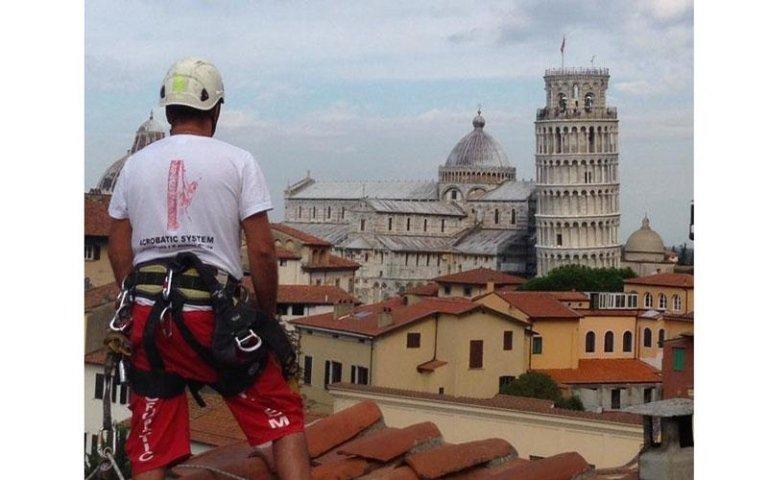 manutenzione coperture Pisa