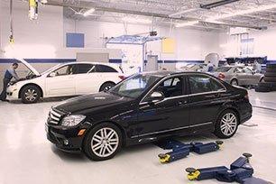 vehicle garage