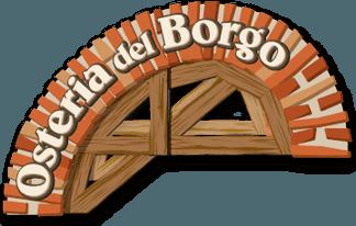 OSTERIA DEL BORGO - LOGO