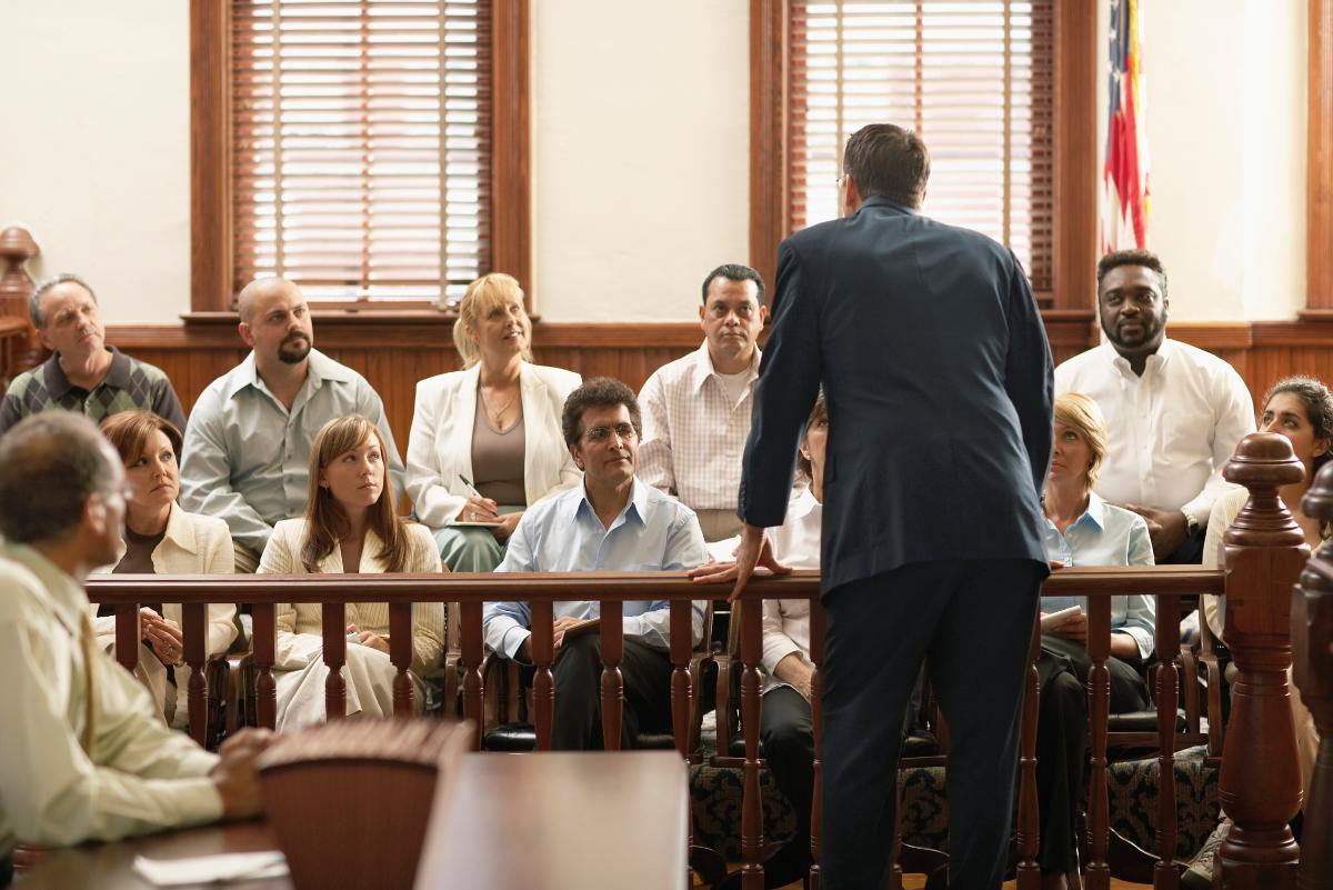 Envrionmental Litigation Witness Services Little Rock