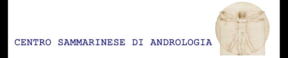 C.S.A. CENTRO SAMMARINESE DI ANDROLOGIA-logo
