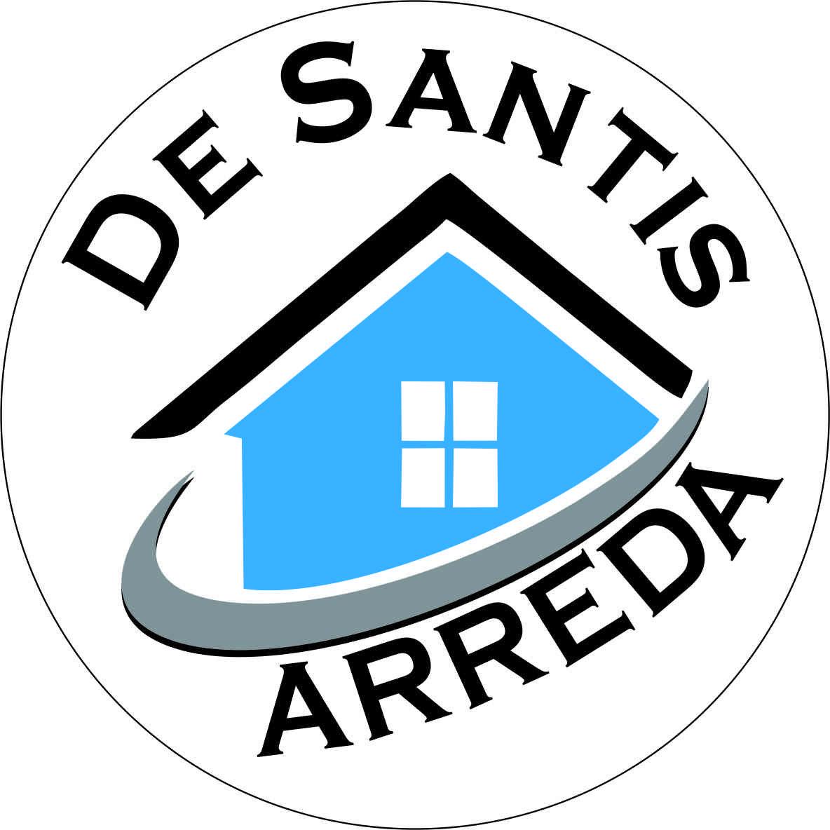 DE SANTIS ARREDAMENTI-Logo